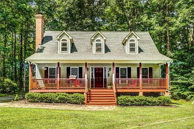 Louisa Single Family Home For Sale: 135 Rolling Path Road