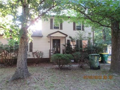 Single Family Home For Sale: 1607 Old Iron Road