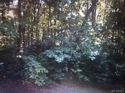 Chester, Chesterfield Land For Sale: 12581 Brook Lane