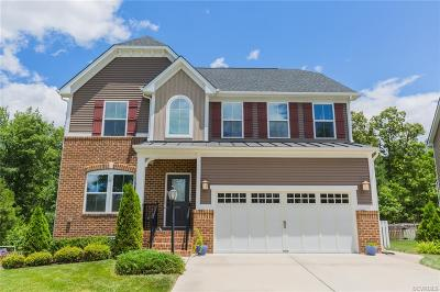 Single Family Home For Sale: 16819 White Daisy Loop