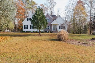 Chesterfield Single Family Home For Sale: 12037 Hadden Hall Drive