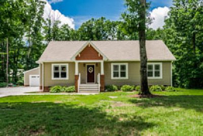 Bumpass Single Family Home For Sale: 148 Westshire Lane