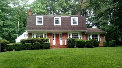 Single Family Home For Sale: 2000 S Providence Road