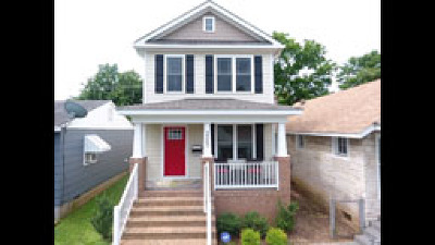 Richmond Single Family Home For Sale: 3307 Rosewood Avenue