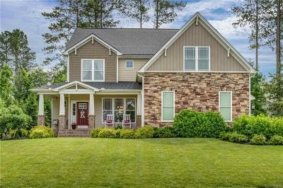 Chester Single Family Home For Sale: 4912 Jennway Loop