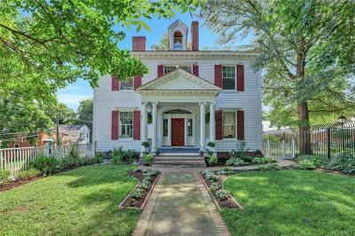 Petersburg Single Family Home For Sale: 301 S Jefferson Street