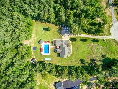 Single Family Home For Sale: 2811 Waterford Terrace