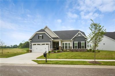 Mechanicsville Single Family Home For Sale: 9129 Isabella Way