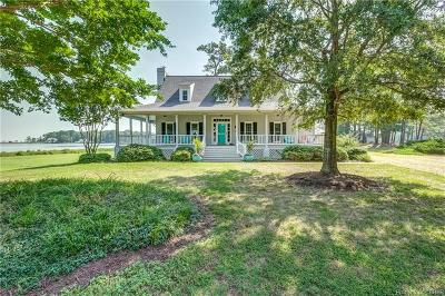 White Stone Single Family Home For Sale: 734 Brightwaters Drive