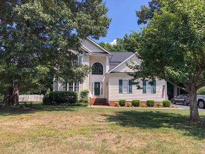 Hanover Single Family Home For Sale: 9050 Winter Spring Drive