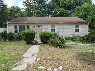 Single Family Home For Sale: 2724 General Boulevard
