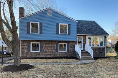 Chesterfield Single Family Home For Sale: 6312 Barrister Road
