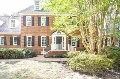 Single Family Home For Sale: 13906 Summercliff Trail