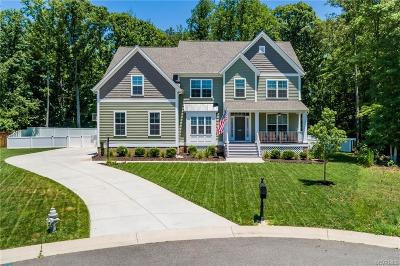 New Kent County Single Family Home For Sale: 3140 Ponderosa Pine Lane