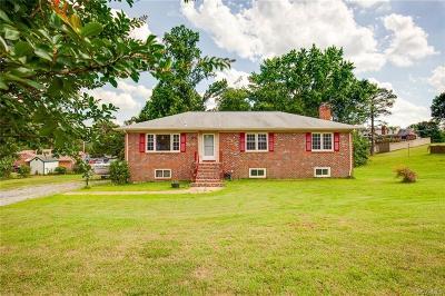Hanover Single Family Home For Sale: 7365 Barnette Avenue