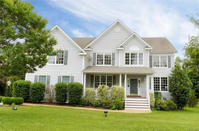 Single Family Home For Sale: 16827 Jaydee Court
