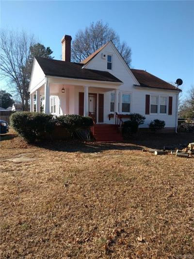 Richmond Single Family Home For Sale: 5437 Snead Road