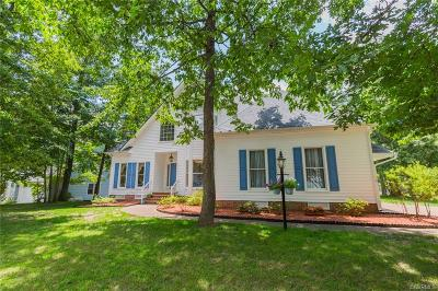 Chester Single Family Home For Sale: 11601 Arbor Banks Court