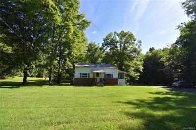 Glen Allen Single Family Home For Sale: 12698 Greenwood Road