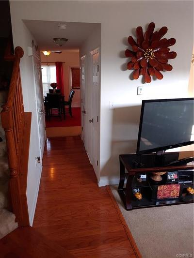 Chester Condo/Townhouse For Sale: 5512 Belle Pond Drive