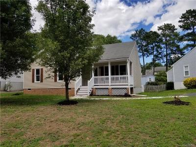 Mechanicsville Single Family Home For Sale: 6160 Winding Hills Drive