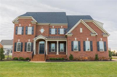 Glen Allen Single Family Home For Sale: 12717 Ellington Woods Place