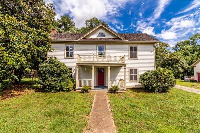 Louisa Single Family Home For Sale: 3171 Courthouse Road
