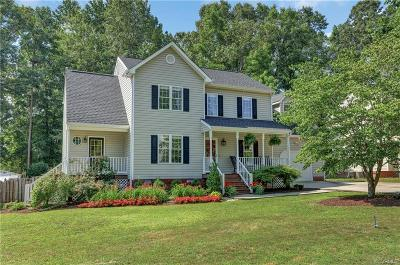 Chesterfield Single Family Home For Sale: 8725 Corcoran Place