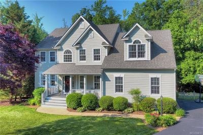 Midlothian Single Family Home For Sale: 1030 Mitford Place