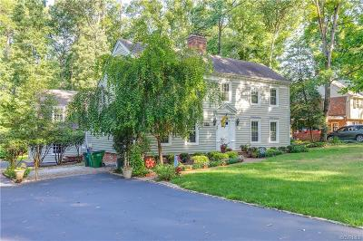 Richmond Single Family Home For Sale: 2720 Kenmore Road