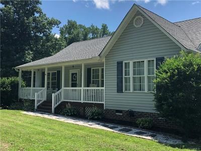 Single Family Home For Sale: 27535 Flank Road