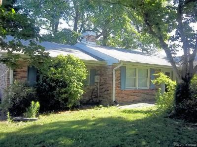 Single Family Home For Sale: 361 Brandon Point Road