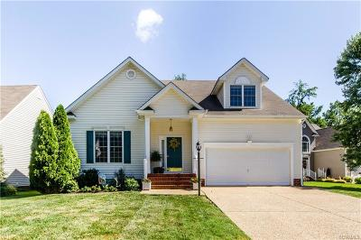 Chesterfield Single Family Home For Sale: 9113 Stonecreek Club Place