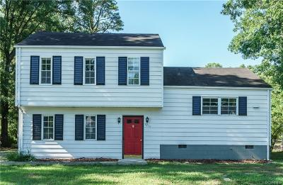 Chester Single Family Home For Sale: 3711 Colonnade Drive