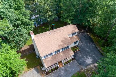 Ruther Glen Single Family Home For Sale: 273 Devon Drive