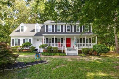 Hanover Single Family Home For Sale: 8227 Meadowlake Road