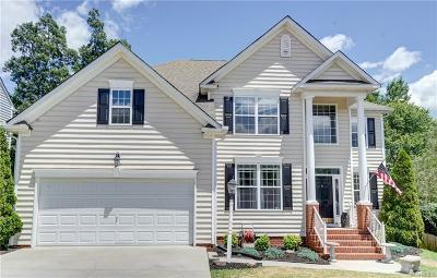 Midlothian Single Family Home For Sale: 14918 Mill Flume Court