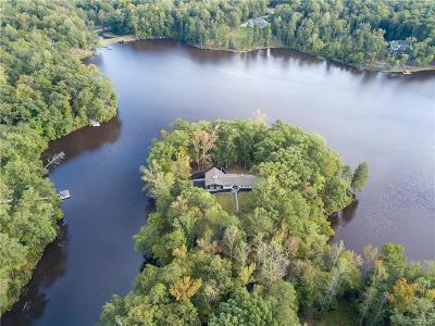 Mechanicsville Single Family Home For Sale: 3497 Lake View Road