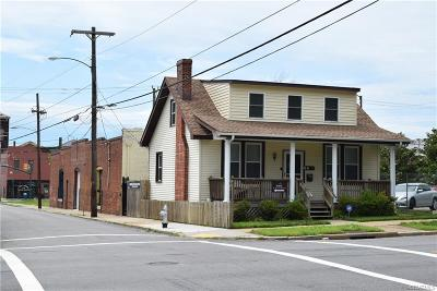 Richmond Commercial For Sale: 1500 Bainbridge Street