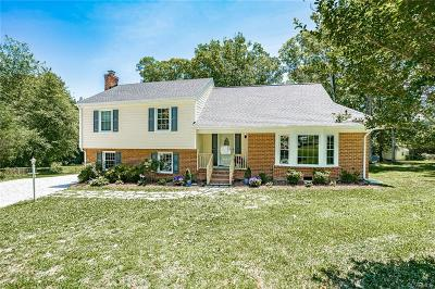 Henrico Single Family Home For Sale: 11401 Homestead Lane