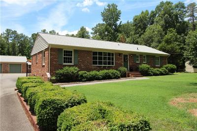 Chesterfield Single Family Home For Sale: 14111 Puritan Road