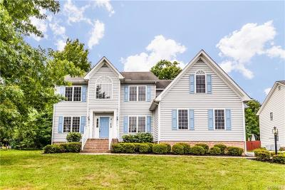 Henrico County Single Family Home For Sale: 4721 Sadler Green Place