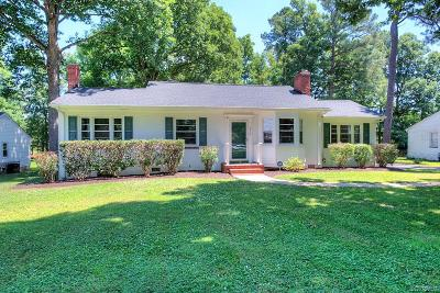Henrico Single Family Home For Sale: 8316 Lansdowne Road