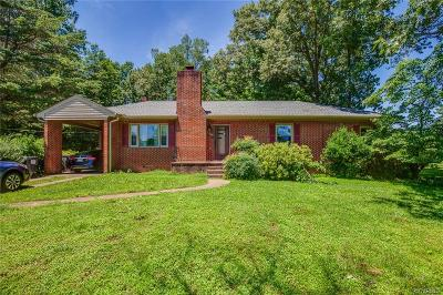 Single Family Home For Sale: 4044 Randolph Road