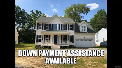 Chesterfield Single Family Home For Sale: 3328 Kingsdale Road