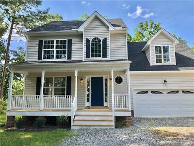 Chesterfield Single Family Home For Sale: 3332 Kingsdale Road