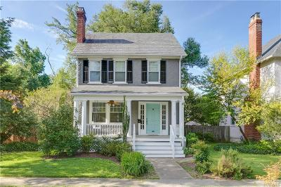 Single Family Home For Sale: 1207 Nottoway Avenue