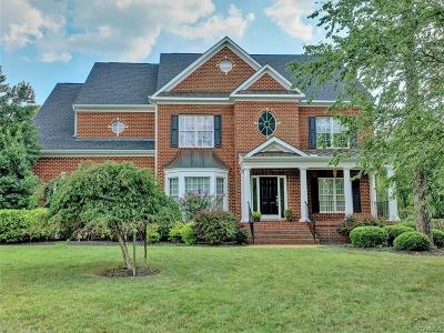Glen Allen Single Family Home For Sale: 5404 Heatherford Court