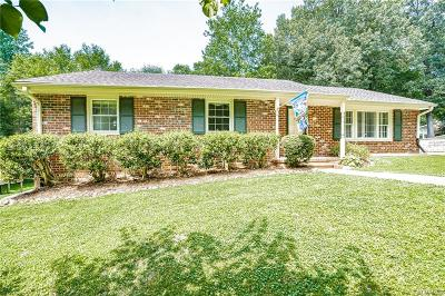 Single Family Home For Sale: 816 Ryder Road