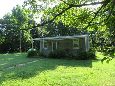 Single Family Home For Sale: 3801 West Drive